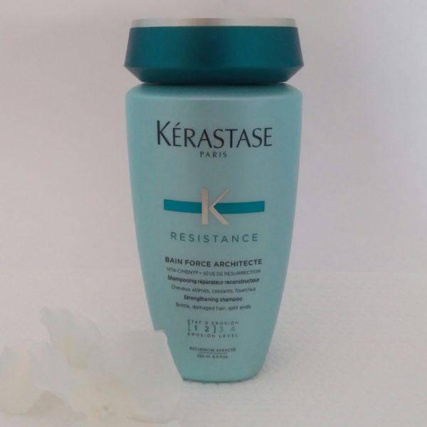 KERASTASE ARCHITECTE – Odbudowująca kąpiel do włosów zniszczonych i osłabionych