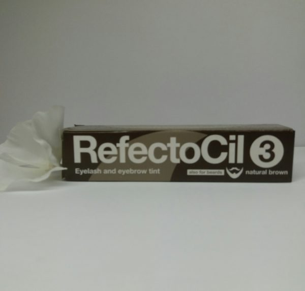 RefectoCil Henna do brwi i rzęs brązowa 15 ml